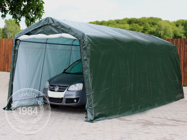 Professional garage carport 4 32 sqm portable storage for Carport auto auction