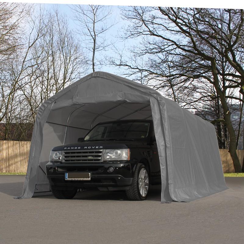 Portable Garage Width 3,3 m Car Tent Carport Shelter ...