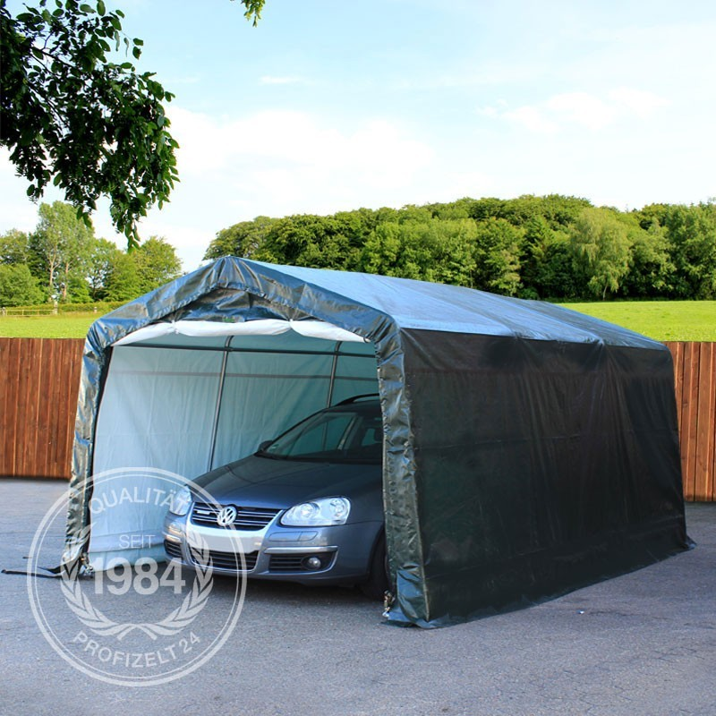car shelter 3x4 8 portable temporary garage tent carport canopy new ebay. Black Bedroom Furniture Sets. Home Design Ideas