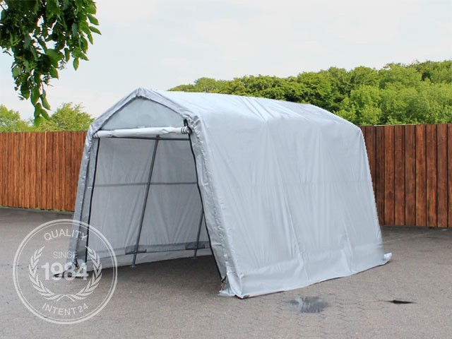 Temporary Garage Shelter : Portable garage temporary carport tent car