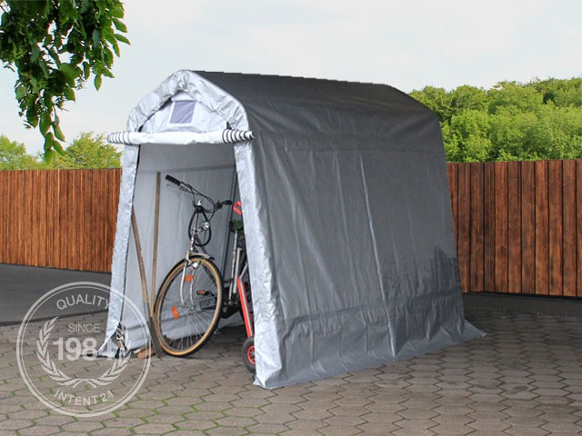 temporary garage 3 3x6 2 portable carport tent car shelter canopy new ebay. Black Bedroom Furniture Sets. Home Design Ideas